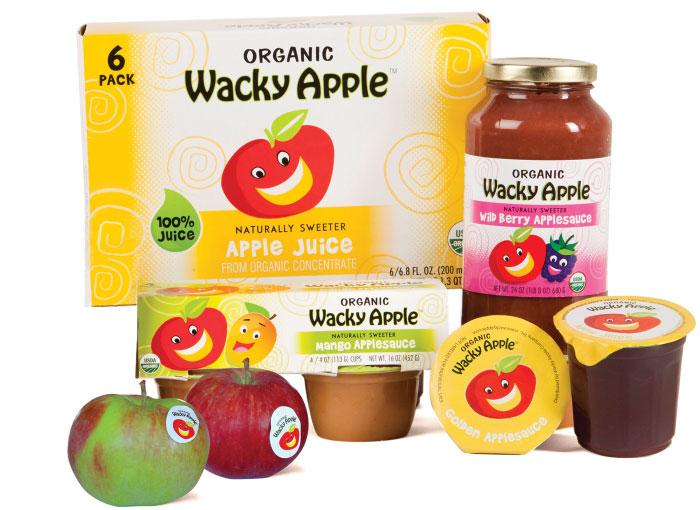 Wacky Apple